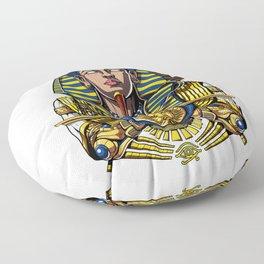 Egyptian Pharaoh Tutankhamun King Tut Floor Pillow