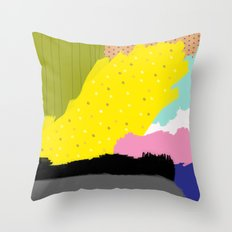 All The Way Throw Pillow