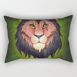 Scar Rectangular Pillow