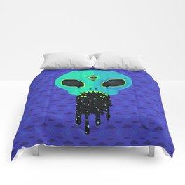 Alien Flu Comforters