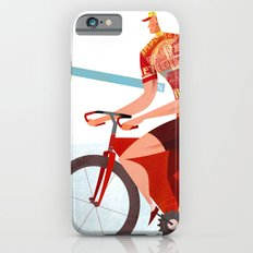 Bicycle Tour de France Tandem for Three iPhone 6s Slim Case