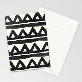 Chevron Tribal Stationery Cards