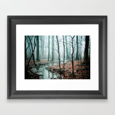 Gather up Your Dreams Framed Art Print