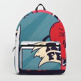 apple revolution Backpack