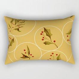 Cozy Baubles #society6 #xmas Rectangular Pillow