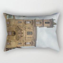 San Isidoro El Real Church, Oviedo Rectangular Pillow