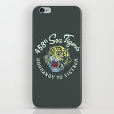 458th Sea Tigers iPhone & iPod Skin
