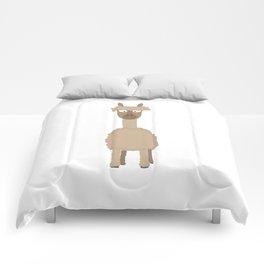 Brown Alpaca   Comforters