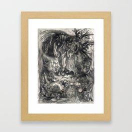 Royal Jelly Framed Art Print