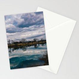Waco Reflection Stationery Cards