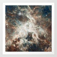 Space 08 Art Print