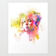 Daughter Art Print