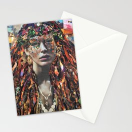 Madame Pele Stationery Cards