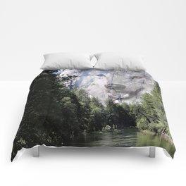 Wolf Mountain Comforters