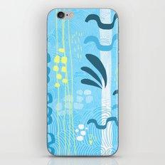 Water rays iPhone & iPod Skin