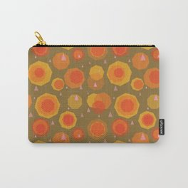 Daffodil Disco Carry-All Pouch