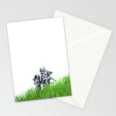 Marines Stationery Cards