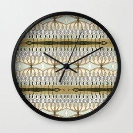 ONE & BACK AGAIN Wall Clock