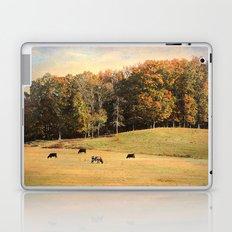 Autumn on the Farm Laptop & iPad Skin
