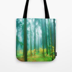 Fairy tale (Green) Tote Bag