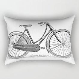 Bicycle 2 Rectangular Pillow