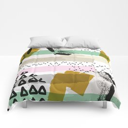 A celebration! Comforters
