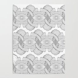 Pacific Lines Poster