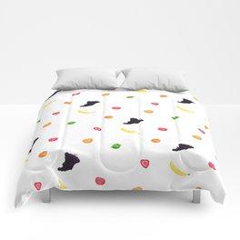 Fruit Salad Comforters
