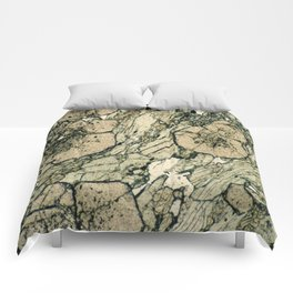 Garnet Crystals Comforters