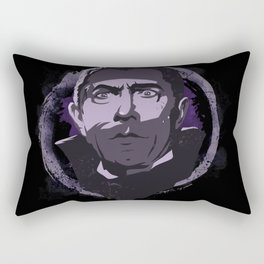 Horror Monster | Dracula Rectangular Pillow