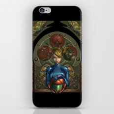 My Past is not a Memory iPhone & iPod Skin