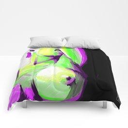 Fluo Portrait Comforters