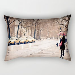 NYC Rectangular Pillow