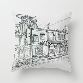 takayama Throw Pillow