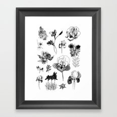 All the wild Framed Art Print