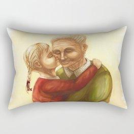 Granny Rectangular Pillow