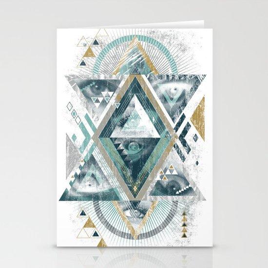 Eyesosceles Stationery Cards