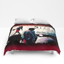Lean Comforters