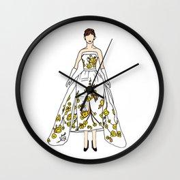 Audrey 12 Wall Clock