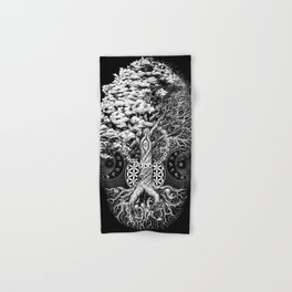 The Tree of Life Hand & Bath Towel