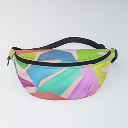 Magical Monstera Fanny Pack