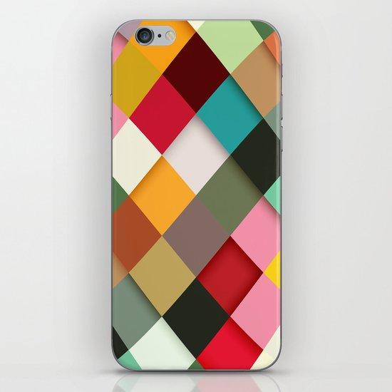 Colorful iPhone & iPod Skin