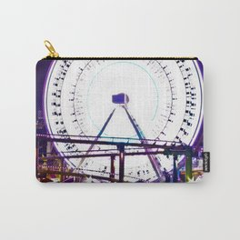 Ferris Wheel of Lights Carry-All Pouch