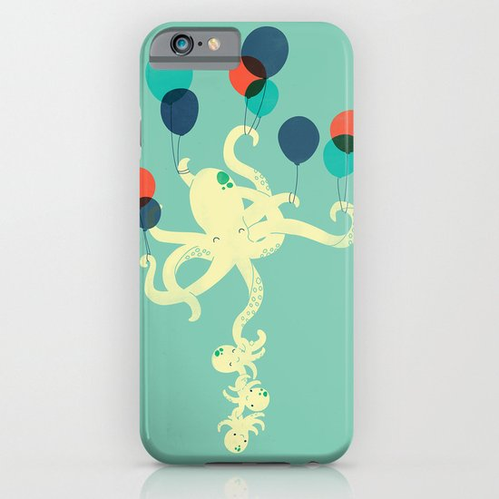 Up We Go iPhone & iPod Case