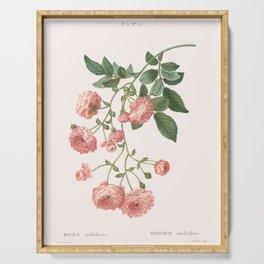 Rosa Multiflora Serving Tray
