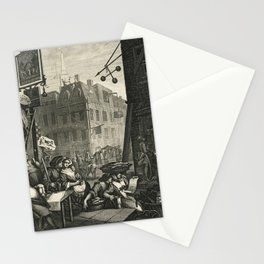 Beer Street Horgath Stationery Cards
