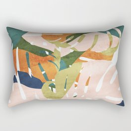 Monstera delight Rectangular Pillow