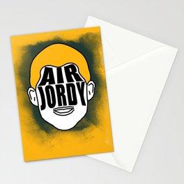 "Jordy Nelson ""Air Jordy"" Stationery Cards"