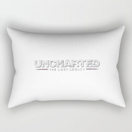 Uncharted Rectangular Pillow