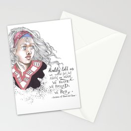 Children of blood and bone Stationery Cards